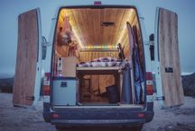 camper van interior design ideas