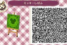 animal crossing qrs decoracion (hierba)
