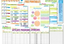 Printables for Business Home