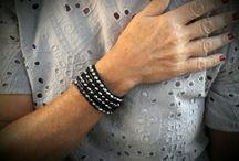 sylvia bracelets / Taki