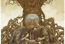 Ilustración - mitología