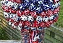 Memorial Day Cook-Outs & Parties / Find all the best recipes and decorations for your Memorial Day bash here.