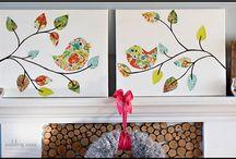 A Little Crafty / crochet headbands and flowers