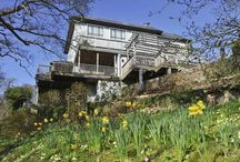 Beautiful house in Jersey / The house on Jersey Island where Henry Cavill spent his childhood