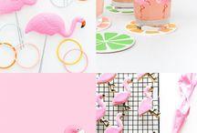 "flamingo / ""Lets flamingle!!"" Φλαμίνγο...θέμα για πάρτυ, baby-shower, γάμο & βάπτιση!! Όμορφες ιδέες για διακόσμηση!"