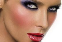 80´s make up