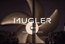 MUGLER S/S 2016