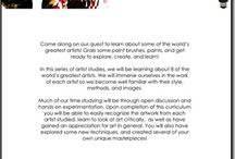 Homeschooling - Art & Music / by Melody Green