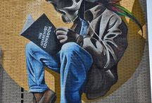 sokak sanatı ( Street art )