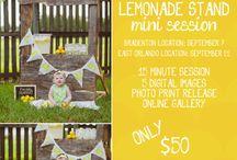 Mini Session Ideas by Christina Z Photography  / Seasonal Mini Sessions, Photography Mini Session, Themed Minis