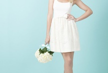 The Little White Dress & Color Too!