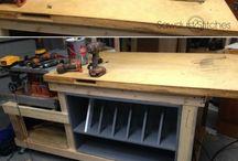 wood work shop