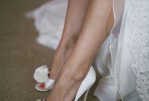 Casamento | sapatos de noiva / by Tânia Simões
