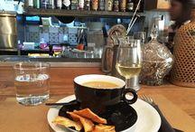 Μπαρ, καφέ, εστιατόρια