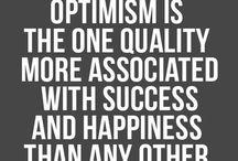 Be possitive