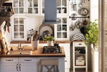 country/cottage style