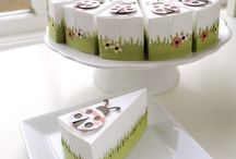Paper Cakes & other stuff