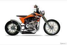 KTM Chopper project / Concept • Design • Inspiration • Sketch • KTM • Chopper