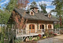 Small modern houses