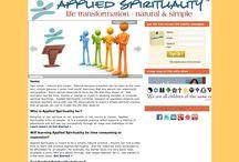 Websites for Spiritual Professionals