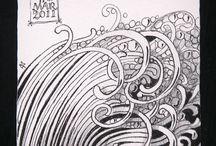 Zentangles& Doodles