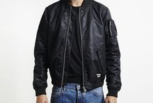 Spring / Summer (Men) / Jackets and Knitwear by Swedish Brand BRIXTOL. Spring / Summer collection for men.