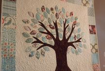 Quilts - Family Tree