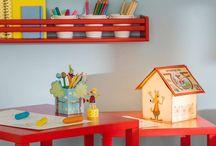 Volta às Aulas | 2017 / Renda-se às ideias desta coleção Tok&Stok para criar um espaço aconchegante e funcional, onde estudar compactua com o brincar e o relaxar de forma produtiva e sem culpa.