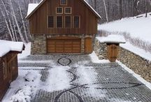 driveway and curb appeal design