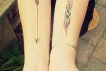 Coole tatoo's