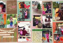 DT Project Life pages