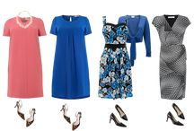 Curvy women. Plus size - What to wear / Outfits for women with curves, plus size inspiration