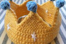 ベビー用ニット帽