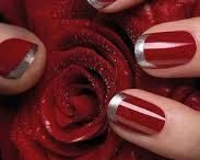 easy nail art design / I am putting forward easy stylish wedding nail art designs  of 2016 for girls.