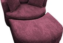 Cuddle Chairs / Various colours and fabric options to choose from