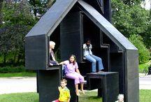 plac zabaw dla dzieci diy