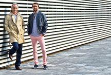 De tal palo tal astilla / Para festejar el día del padre, Joaquín y Schuster Quintana nos presentan las tendencias de este verano.