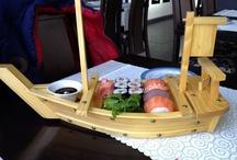 Sushi combi