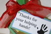 Appreciation ideas / by Kimberly Dominic