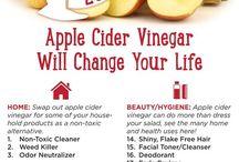Äppelcider vinäger