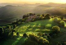 Tuscany Outdoors / by Arie Abekasis