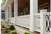 Front porch  / by Lorie Byrd