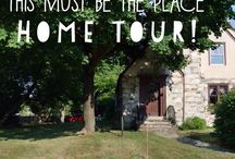 """My Home Tour: """"this must be the place"""""""
