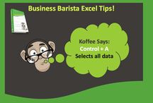 Business Barista - Essential Excel Skills to Streamline your Business