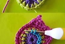 Sewing, stitching, knitting / by Shira Godfrey