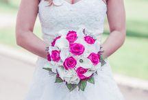 Brautstrauß / Wundervoller Brautstrauß