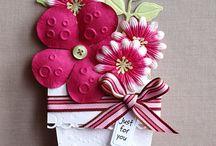 Flower card / Flower card