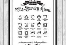 WHITE HOUSE - Laundry fun