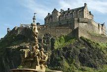 Attractions in Edinburgh / Various tourist attractions throughout Edinburgh