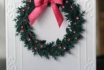 Felicitările și deco Crăciun / Cards and deco for Cristmas